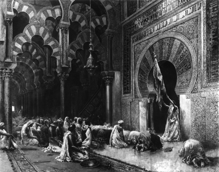 File Edwin Lord Weeks   Interior of a Mosque at Cordova   Walters     File Edwin Lord Weeks   Interior of a Mosque at Cordova   Walters 37169