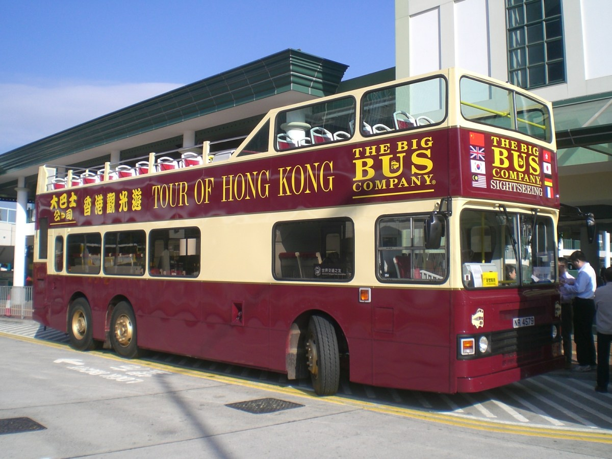 Hong Kong Big Bus