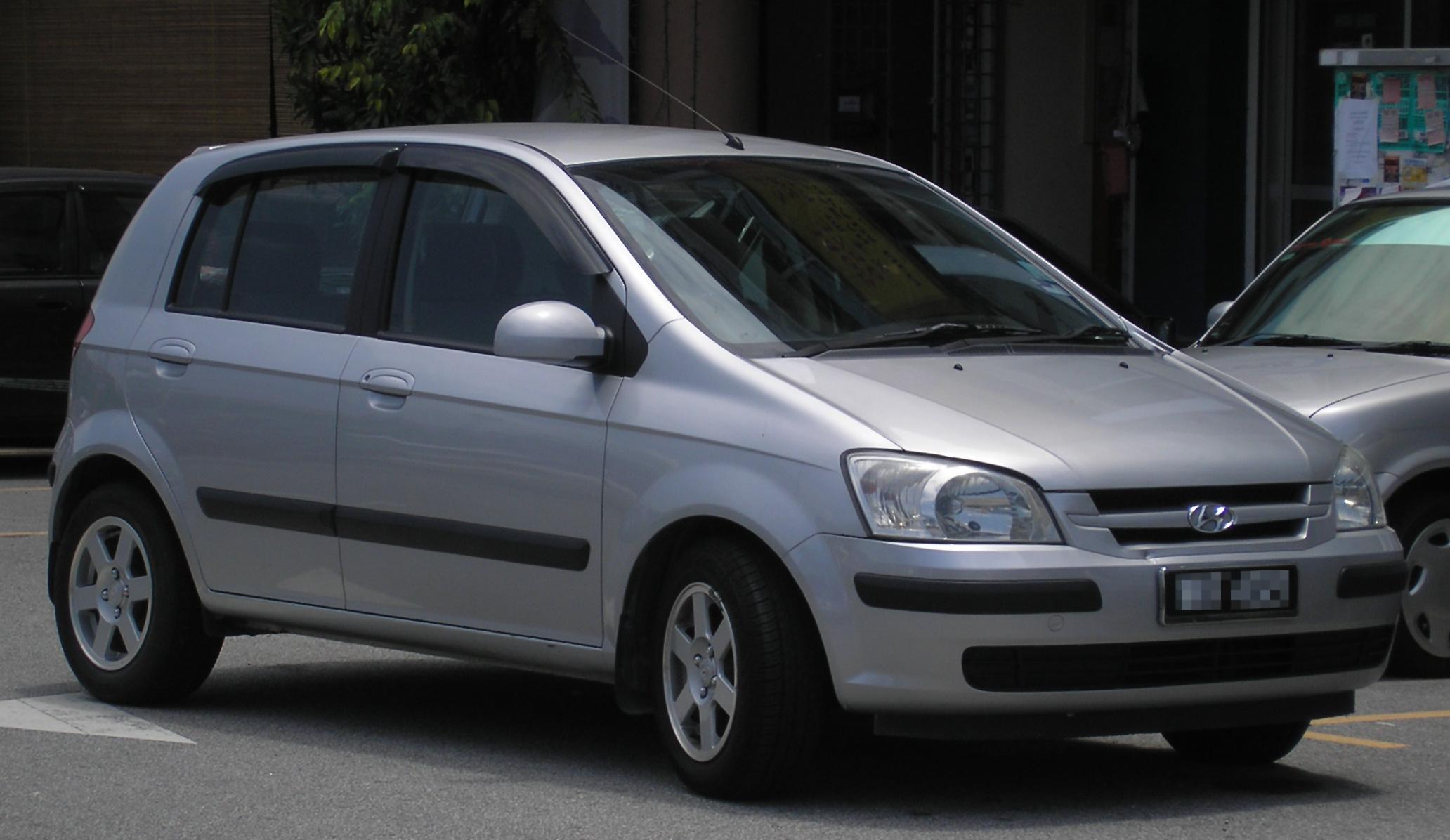 File Hyundai Getz First Generation Front Serdang