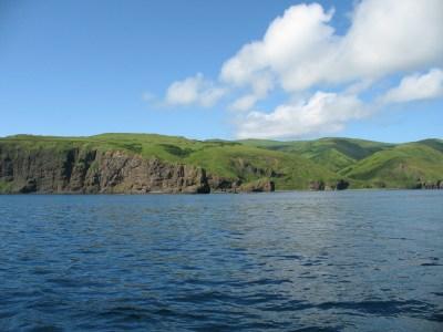Moneron Island - Wikipedia
