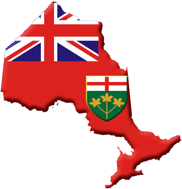 http://commons.wikimedia.org/wiki/Image:Ontario-flag-contour.png