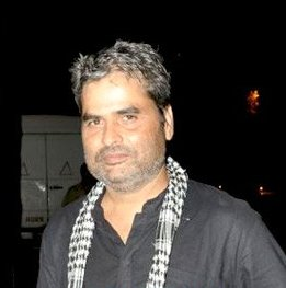English: Indian music director Vishal Bhardwaj