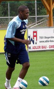 Image of footballer Charles N'Zogbia
