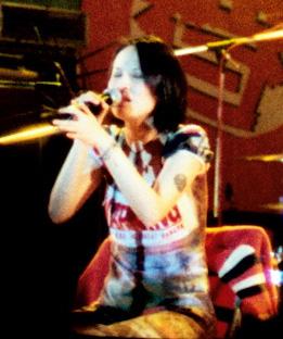 English: Taiwanese pop/rock singer Faith Yang(楊乃文)