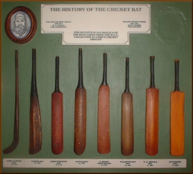 Cricket Bat 1770
