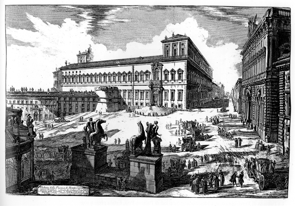 Quirinal Palace - Rome