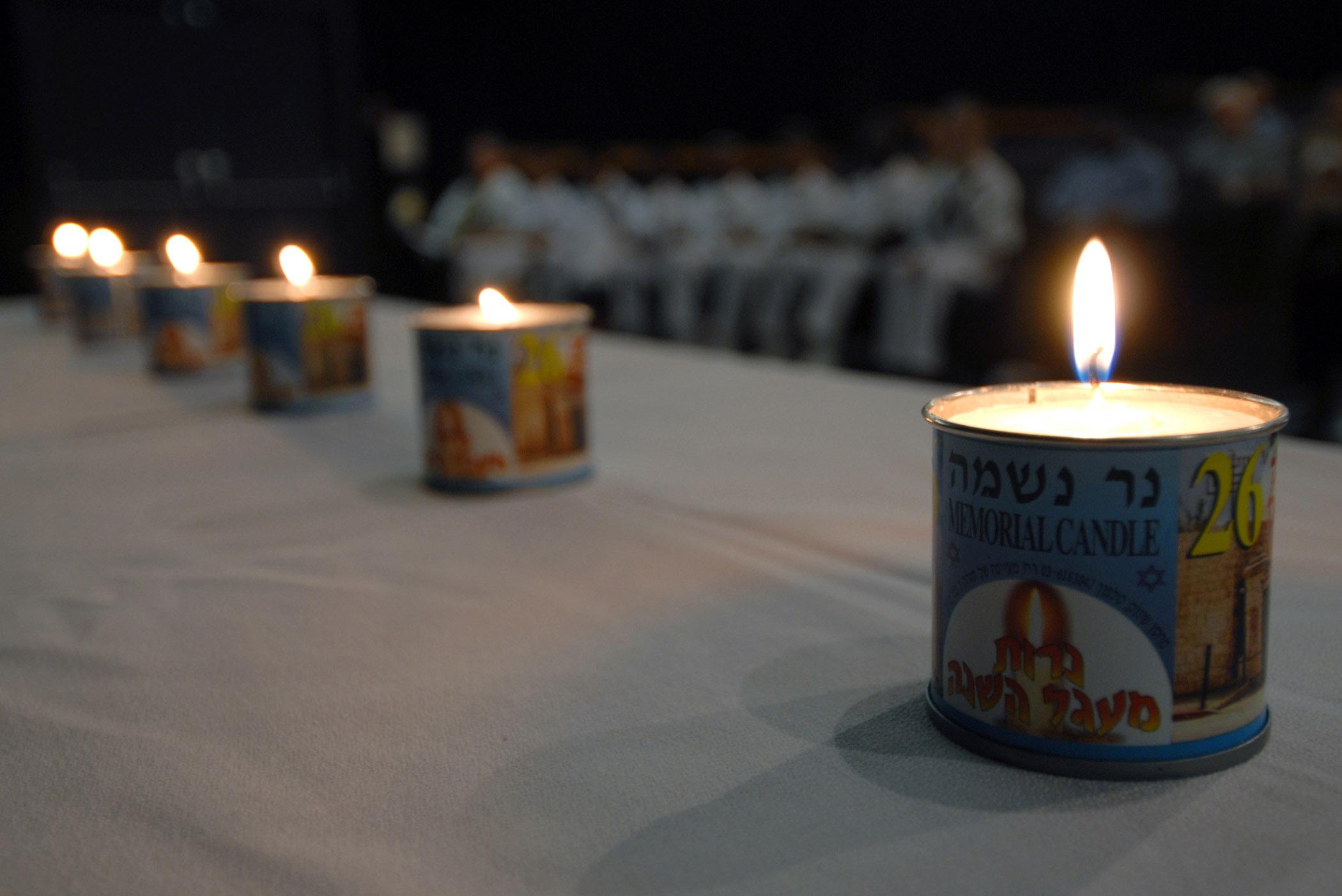 Yahrzeit Candle Wikipedia