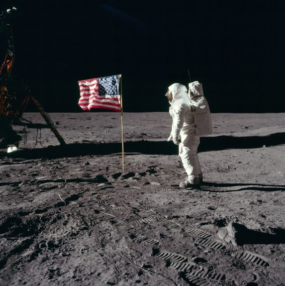 Image result for moon landings are fake