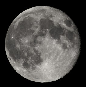 Der Mond, Foto Luc Viatour / https://Lucnix.be