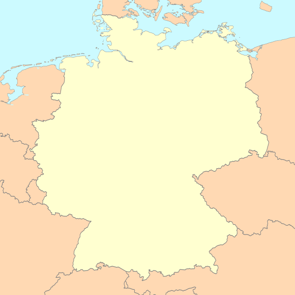 File Germany map blank png   Wikimedia Commons File Germany map blank png