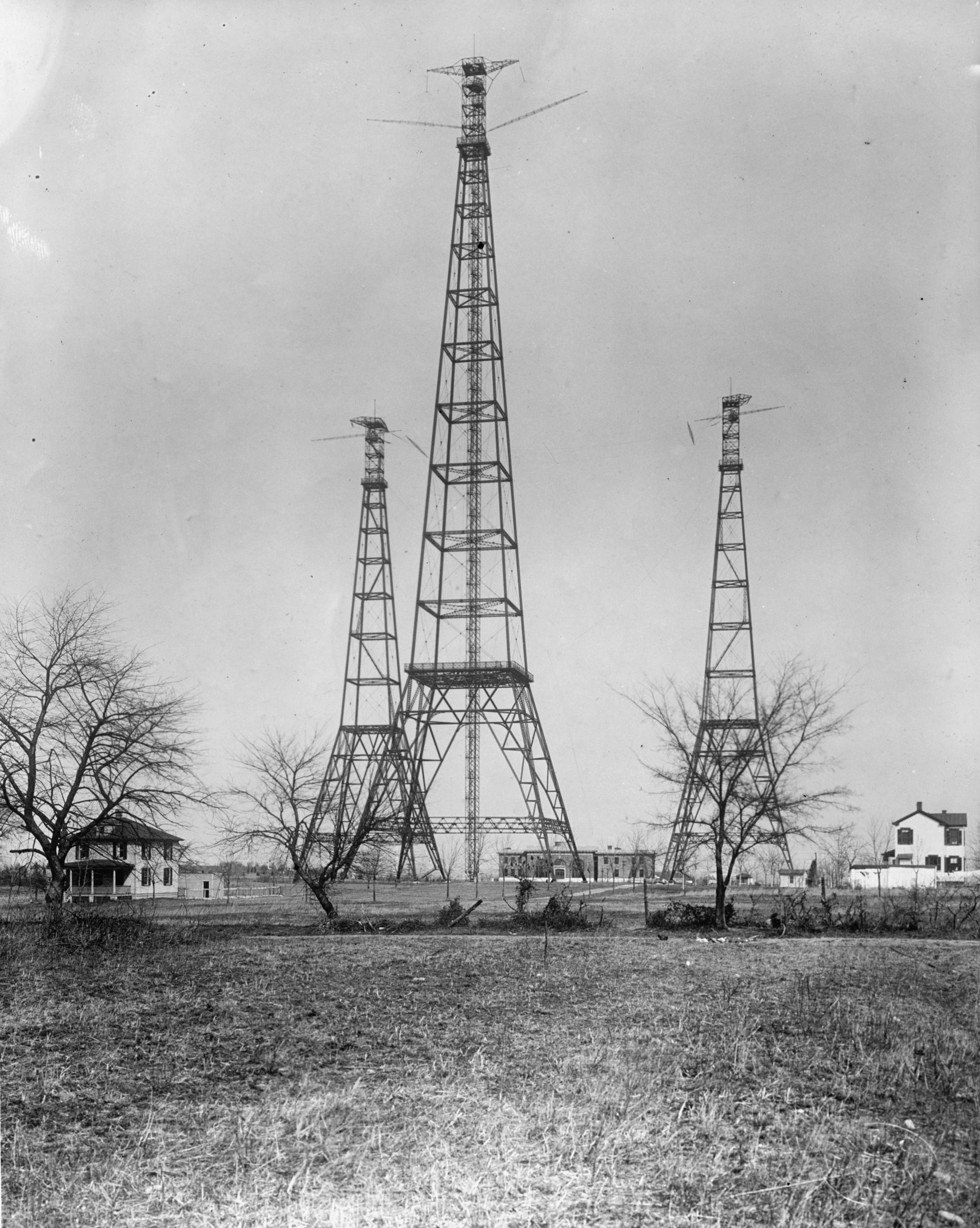 Radio Tower Light Bulb