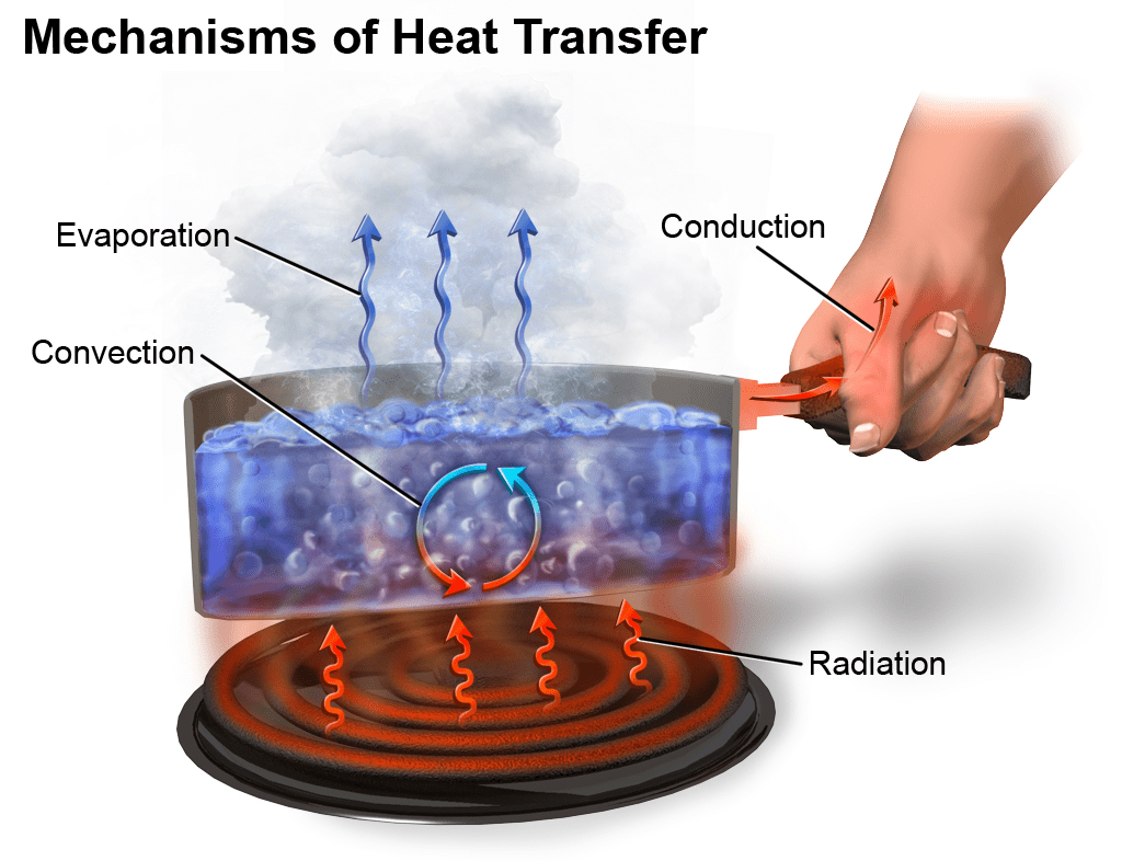 Transfer Of Heat