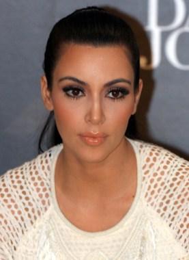 contorno facial Kim Kardashian