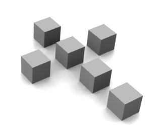 Cube Cross