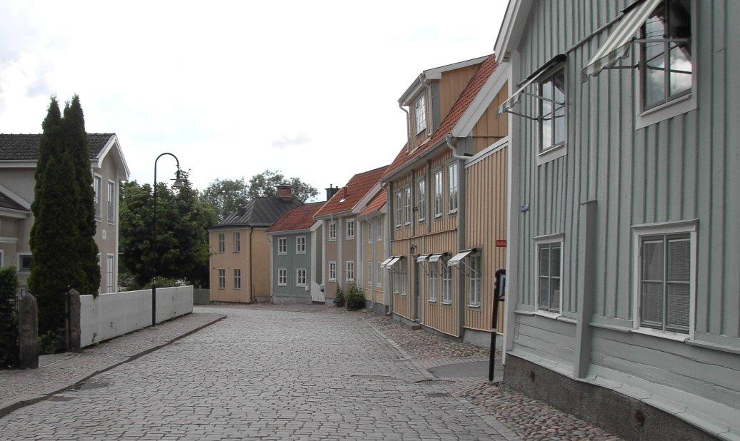 Madickens gata Söderköping