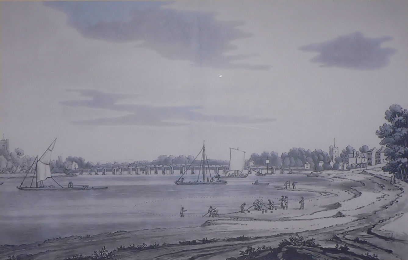 File:Putney Bridge London 1793.jpg - Wikimedia Commons