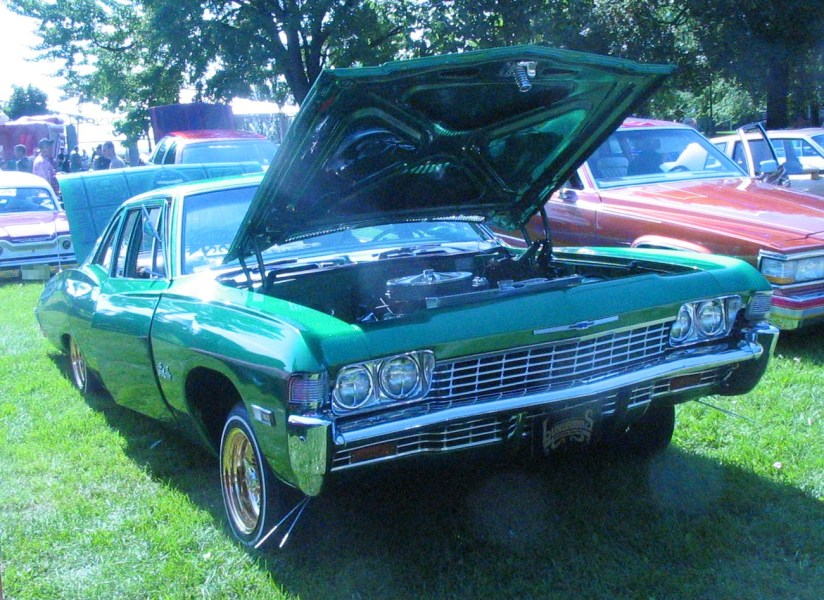 1973 chevrolet cars » Chevrolet Bel Air     Wikip    dia Egy lowriderr     alak    tott 1968 as Bel Air