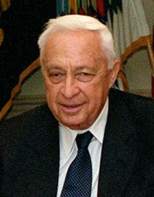 Israeli Prime Minister Ariel Sharon