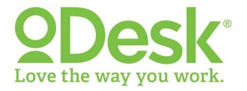 Image result for odesk logo Remote Contracting