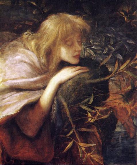 Bestand:Ophelia - George Frederic Watts.jpg