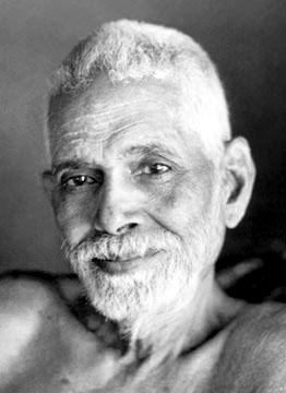 Sri Ramana Maharshi (1879 – 1950)