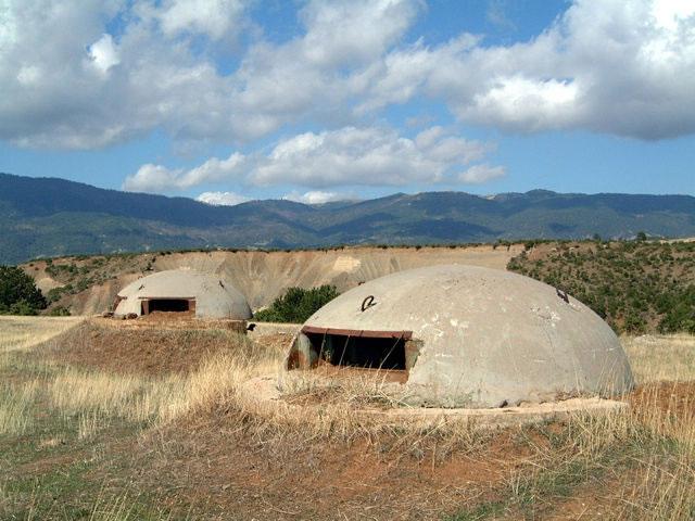 File:Albania bunkers.jpg