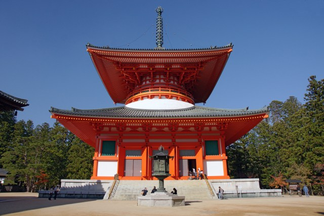 Kongobuji Temple of Koyasan