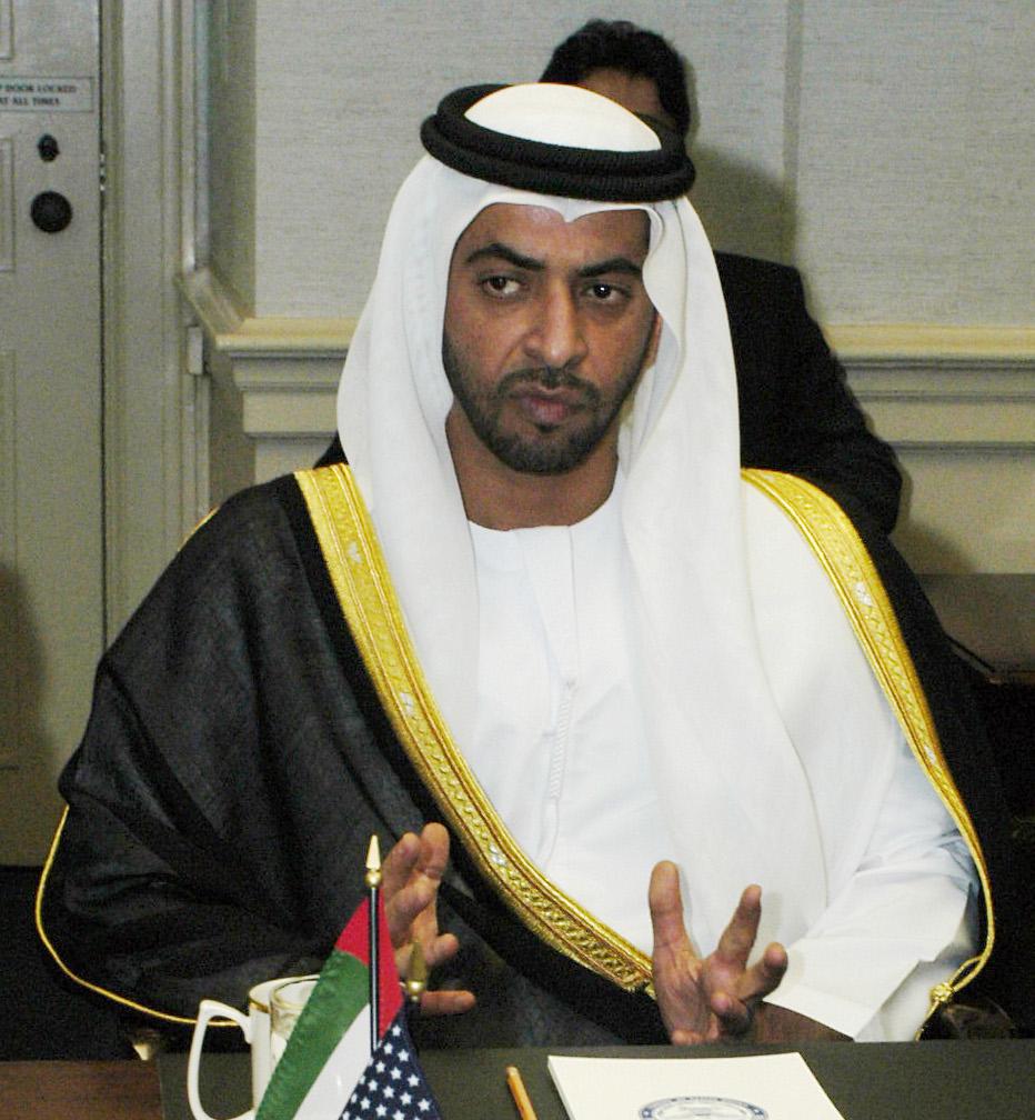 Bin Bint Mohammed Al Shamsa Hamdan Nahyan