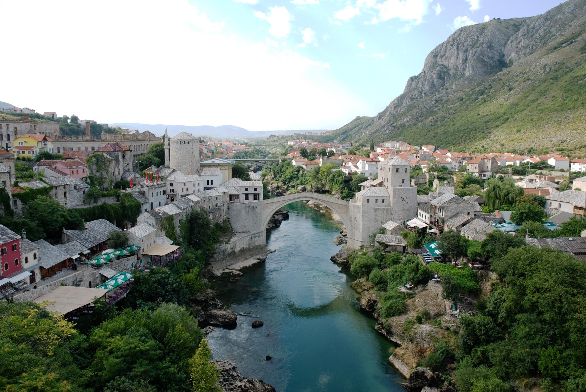 Босния и герцеговина из черногории