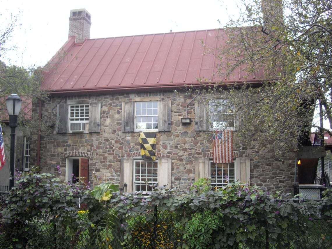 Cottage Farmhouse House