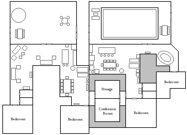 Bedroom Farmhouse