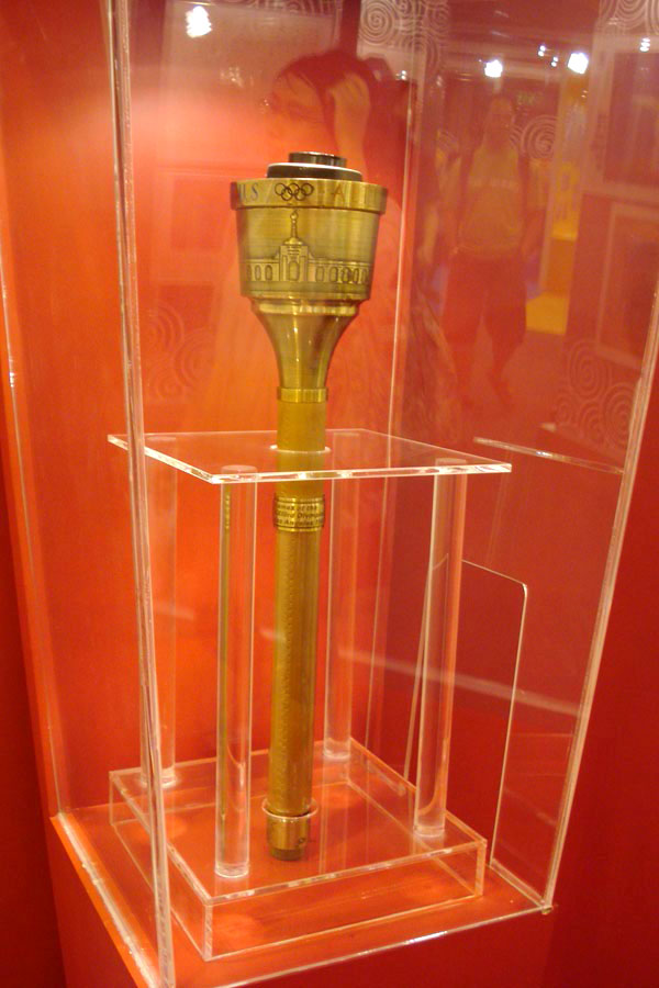 1984 Summer Olympics Torch Relay Wikipedia
