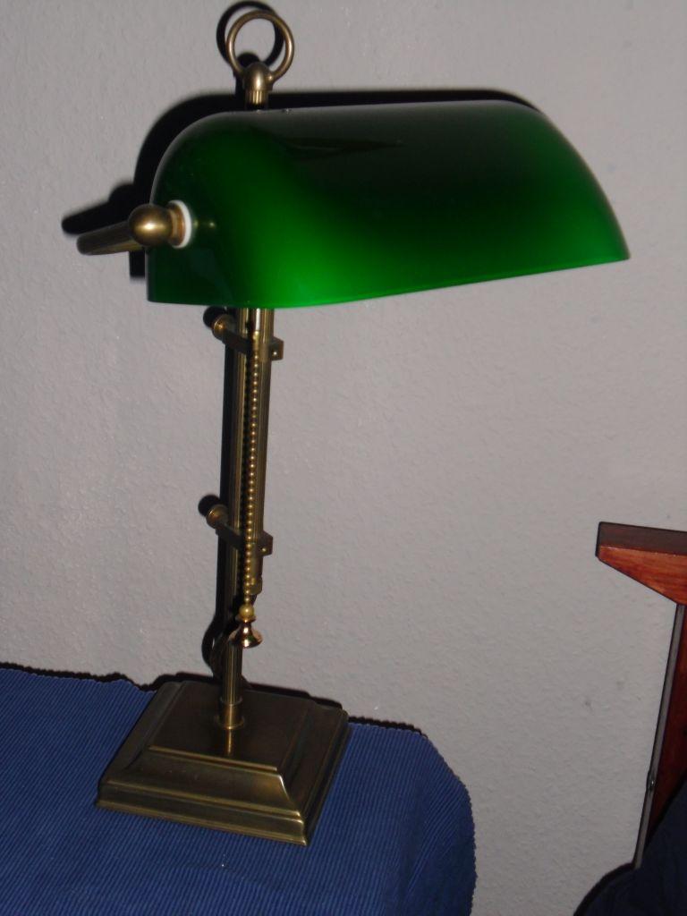 Banker Lampe Wikipedia