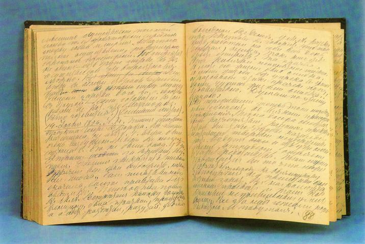 Tagebuch von Leo Tolstoy