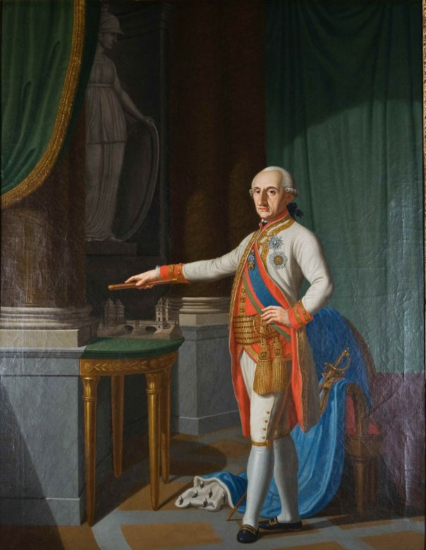 Ritratto di Ercole III Rinaldo d'Este