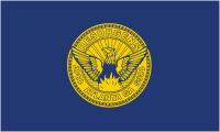 Flag of the city of Atlanta, Georgia