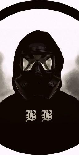 Illustrazione di un Black Bloc