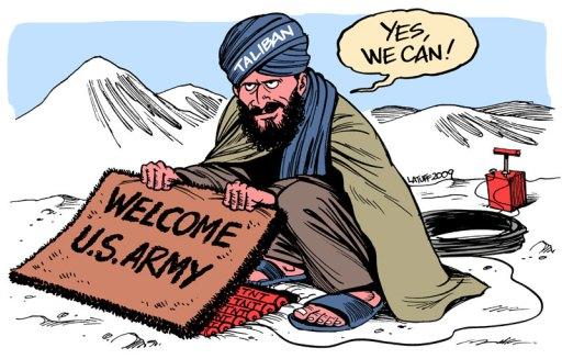 Obama Taliban