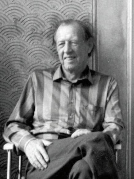 Raymond Williams at Saffron Walden