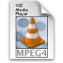 VLC mpeg4