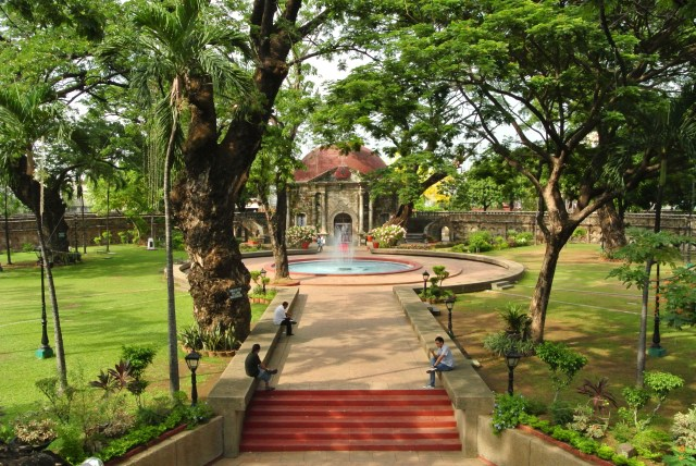 Image result for Paco Park