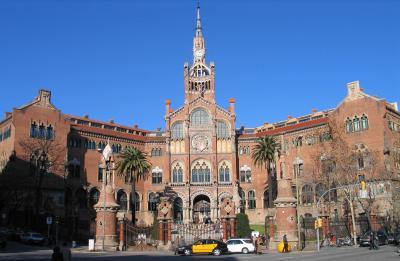 Patrimonio de la Humanidad en Europa y América del Norte. España. Hospital de San Pablo.