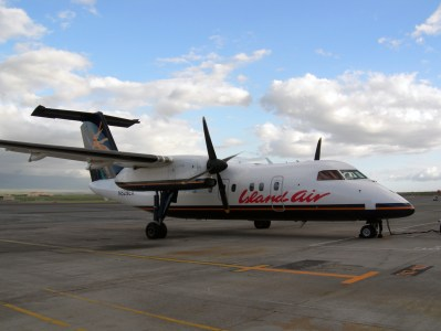 Island Air Retires Final ATR - Jeffsetter Travel