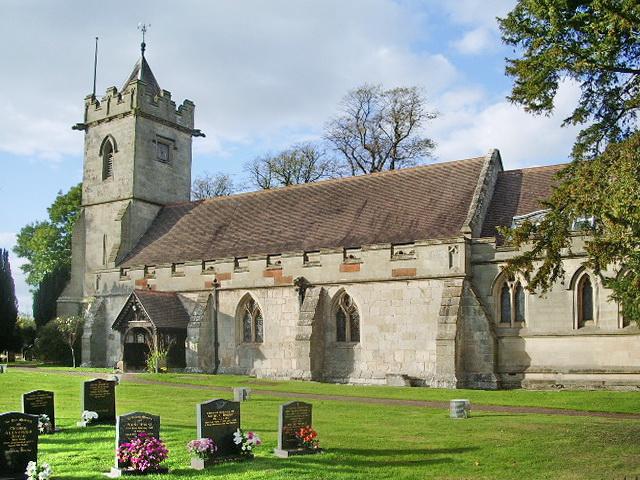 St Mary Magdalene Church, Hadnall