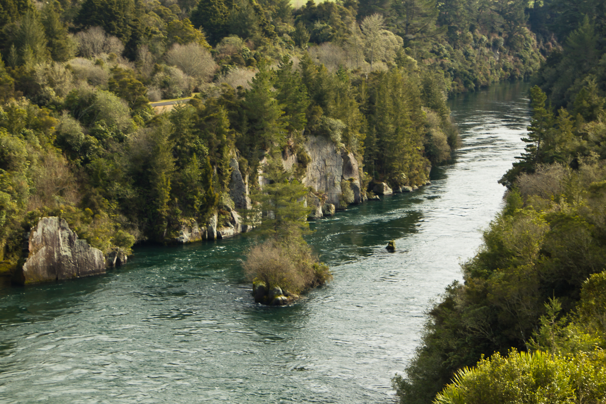 File Waikato River
