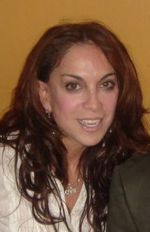 English: Blogger pamela geller. cropped from p...
