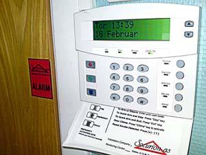 alarme connectee maison