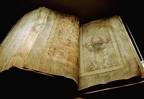 El Codex Gigas