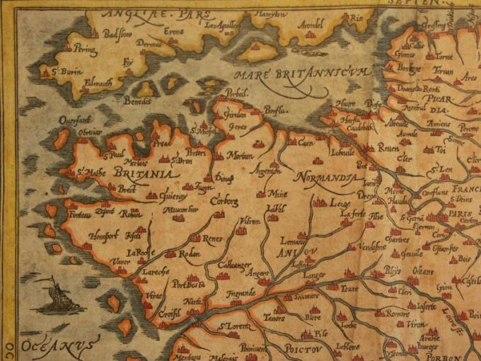 File Map of France North West  1600  jpg   Wikimedia Commons File Map of France North West  1600  jpg