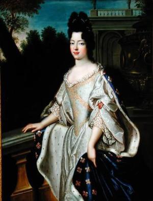 Marie-Adélaïde de Savoie, duchesse de Bourgogne, l'école française.jpg